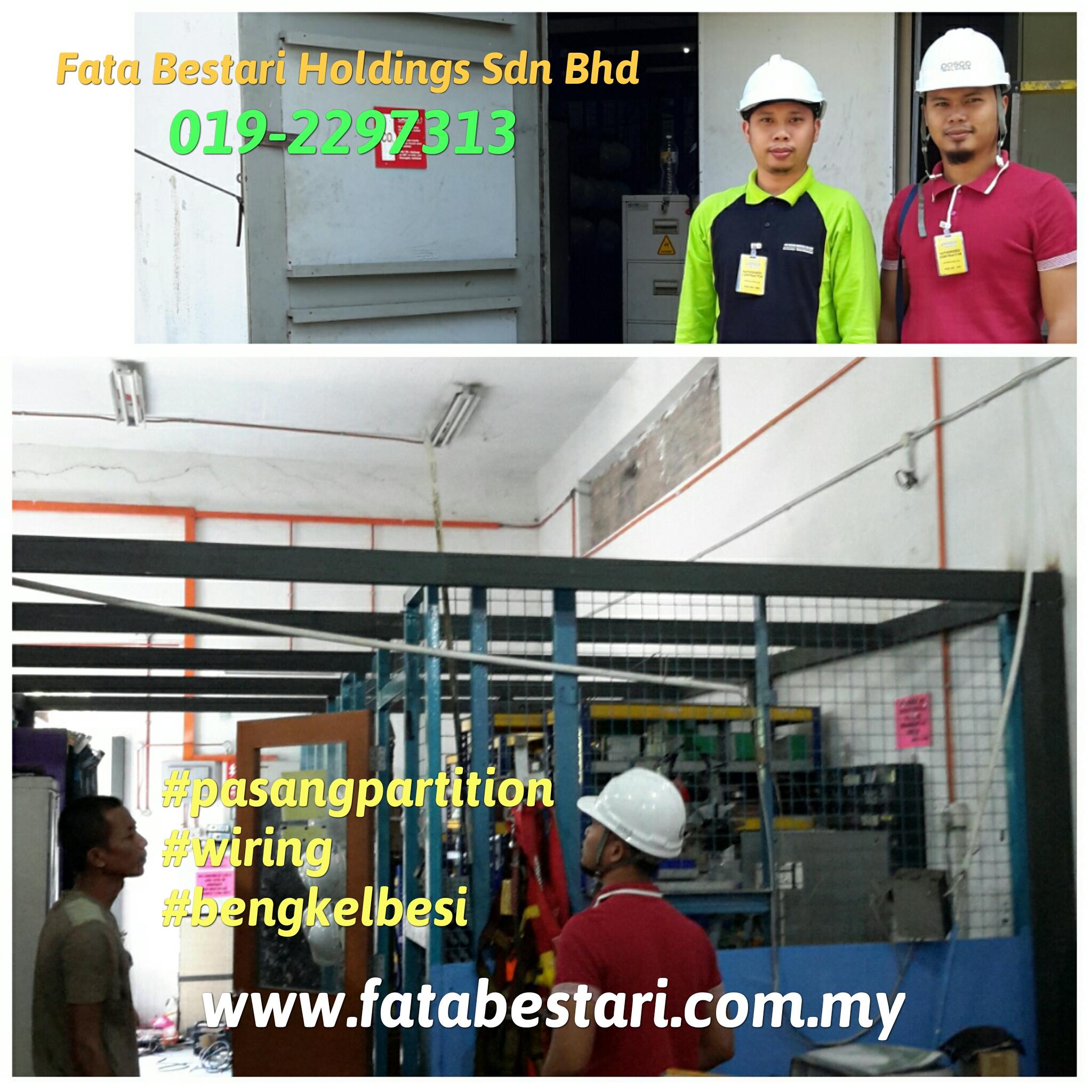 Pakej Renovation Partition 2015