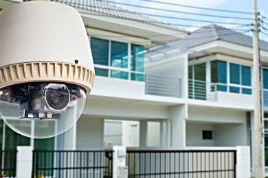 COMMERCIAL CCTV SURVEILLANCE AND SECURITY